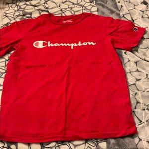 Champion shirt size large
